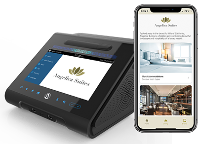 Touchless Guest Interactions